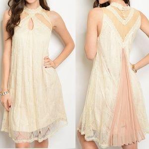 Dresses & Skirts - Vintage Lace Dress | Old World Charm